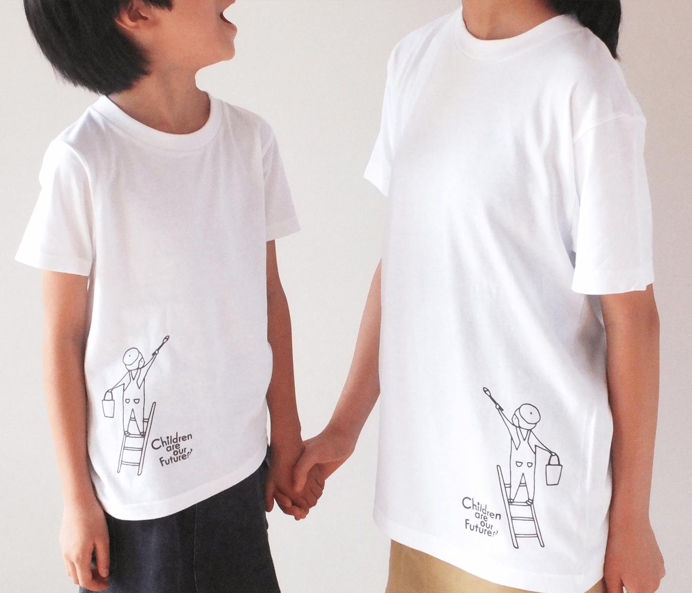 インスタイベント「このTシャツは私たちの未来」