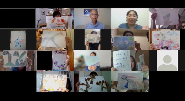 大人の教室活動報告 チカラ4「イメージするチカラ」